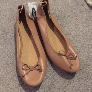 NWT old navy ballet flats size 8